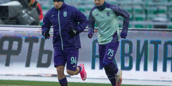 ФК «Уфа» временно переедет в Сочи
