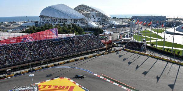 На проведение «Формулы-1» в Сочи правительство выделило субсидии