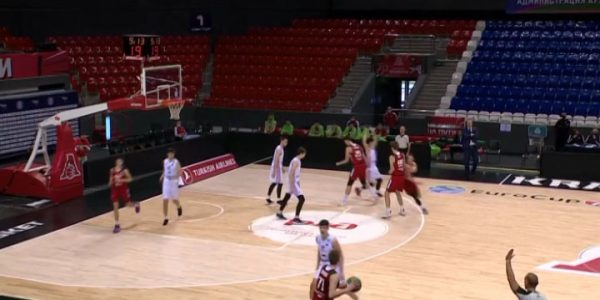 Баскетболисты «Локо-2» дважды обыграли московский клуб «МБА-2»
