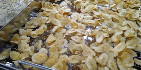 Кубанская компания экспортировала в Китай банановые чипсы на 25 млн рублей