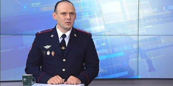 Илья Товстыка: всех жителей своей территории участковый полиции должен знать