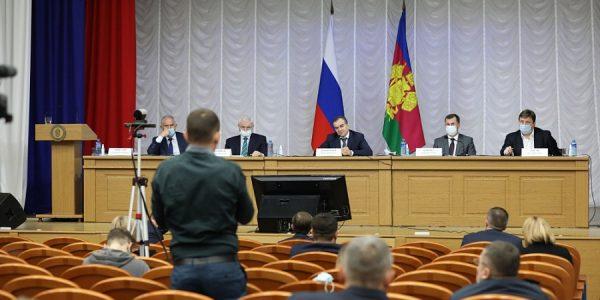Кондратьев: продукцию фермеров Кубани нужно продвигать на международных рынках