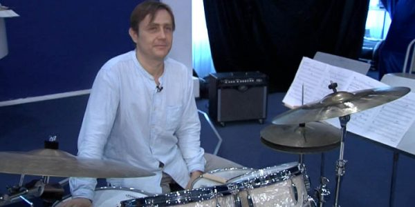 Артист краснодарского Биг-бенда Гараняна победил в конкурсе Drum-Off Russia 2020
