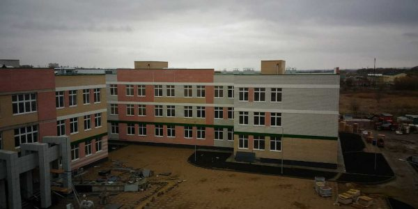 В Армавире до конца года планируют ввести в эксплуатацию школу на 1,1 тыс. мест