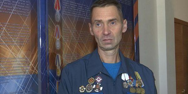 Сочинец стал победителем Всероссийского фестиваля МЧС «Созвездие мужества»