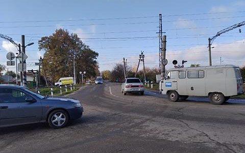 Под Краснодаром временно перекроют железнодорожный переезд