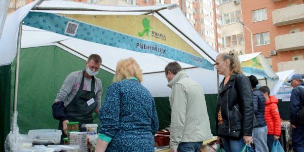 В Краснодаре на ярмарках выходного дня фермеры продали 290 тонн продукции