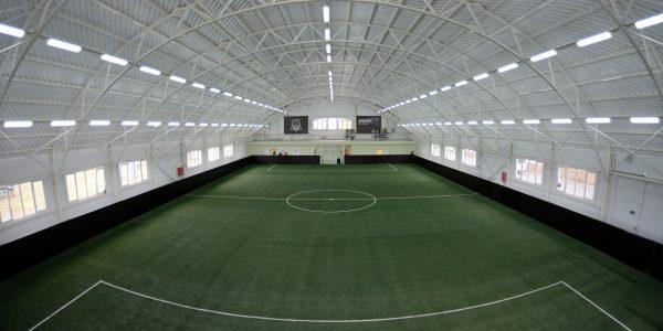 ФК «Краснодар» откроет новый футбольный манеж в городе для бесплатных тренировок