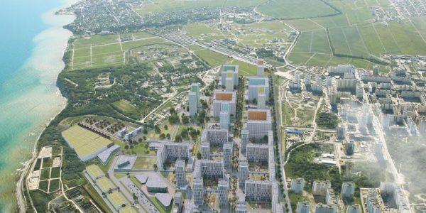 В новом генплане Новороссийска площадь Суджукской лагуны увеличили на 2,2 га