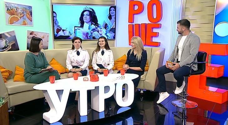 Мисс УИС — 2020 Ирина Васькович: на сцене я себя чувствовала как рыба в воде