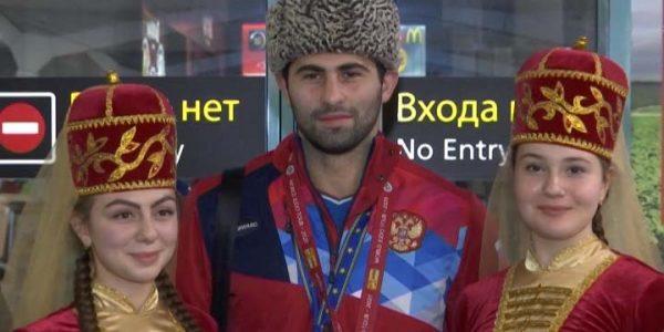 Двукратный чемпион Европы по дзюдо из Туапсе вернулся с турнира в Чехии