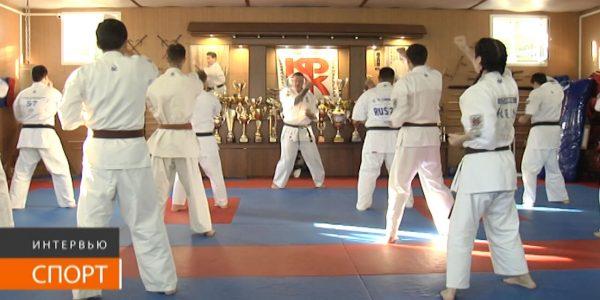 «Спорт. Интервью». Краснодарская региональная организация Кекусин-кан