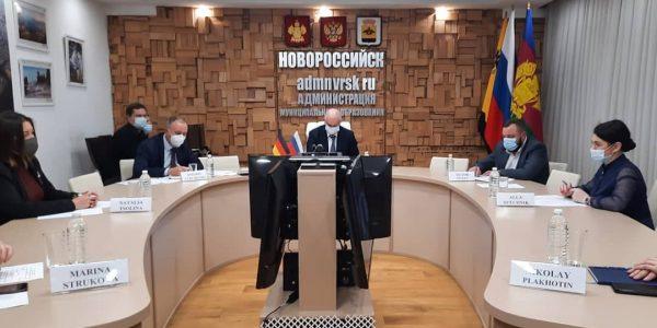 В Новороссийске планируют построить завод Audi