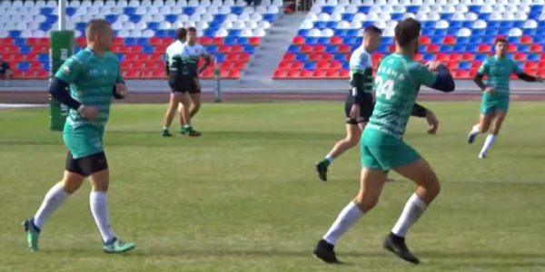 РК «Кубань» выступил в третьем туре чемпионата России по регби-7