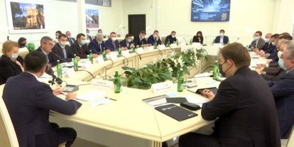 В Краснодаре обсудили господдержку промышленных предприятий края