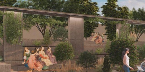 Появились изображения проекта нового Политехнического сквера в Краснодаре