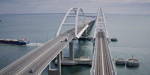Осенью по Крымскому мосту проехали более 1,2 млн автомобилей