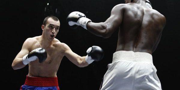 Кубанский боксер Муслим Гаджимагомедов выступит в финале чемпионата РФ