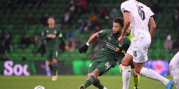ФК «Краснодар» вышел в плей-офф Лиги чемпионов после победы над «Ренном»