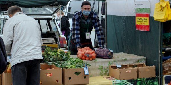 В Краснодаре 5 декабря будут работать 17 ярмарок выходного дня