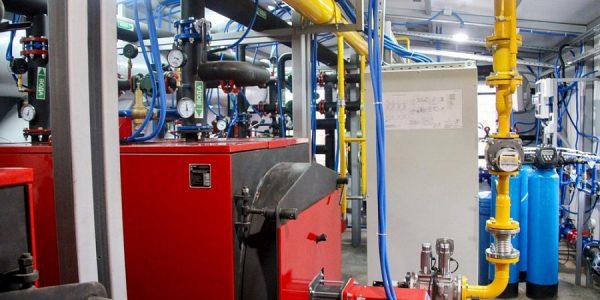 В станице Кущевской открыли новую котельную мощностью 1,9 тыс. кВт