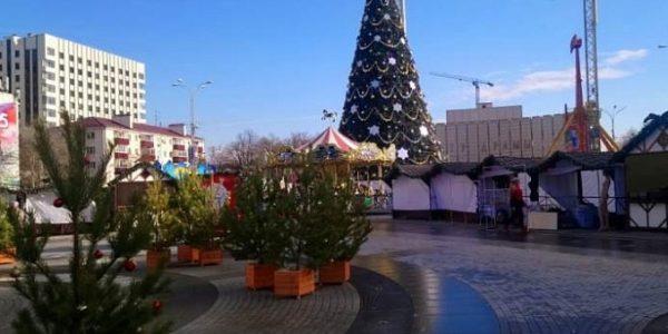 На Кубани к Новому году откроют почти 600 елочных базаров и праздничных ярмарок
