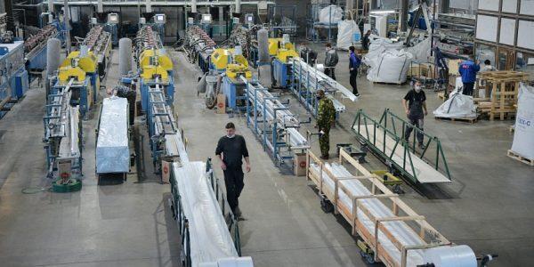 На Кубани с начала года промпредприятия продали продукцию на 254 млрд рублей