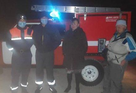 В Анапе спасатели помогли женщине, подвернувшей ногу во время прогулки в горах