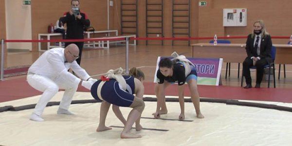 В Новороссийске завершился турнир «Сумотори Кубани»