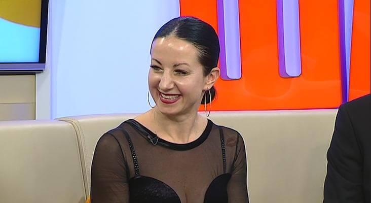 Татьяна Адамская: танец танго — это история семейной драмы