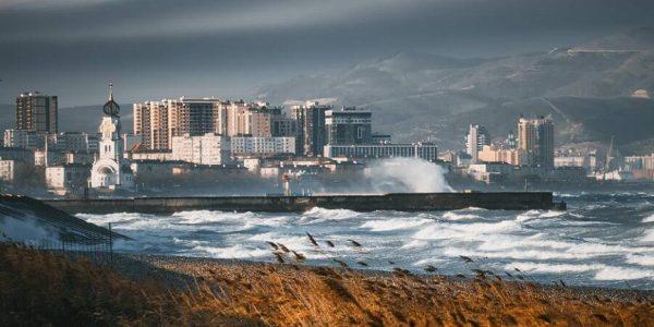 Власти Новороссийска предупреждают о норд-осте