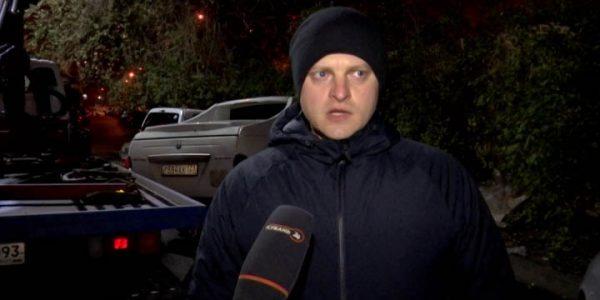 Закрывшийся в авто краснодарец рассказал, почему он не выплачивает долг по ЖКХ