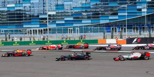 На проведение «Формулы-1» в Сочи выделено 1,5 млрд рублей