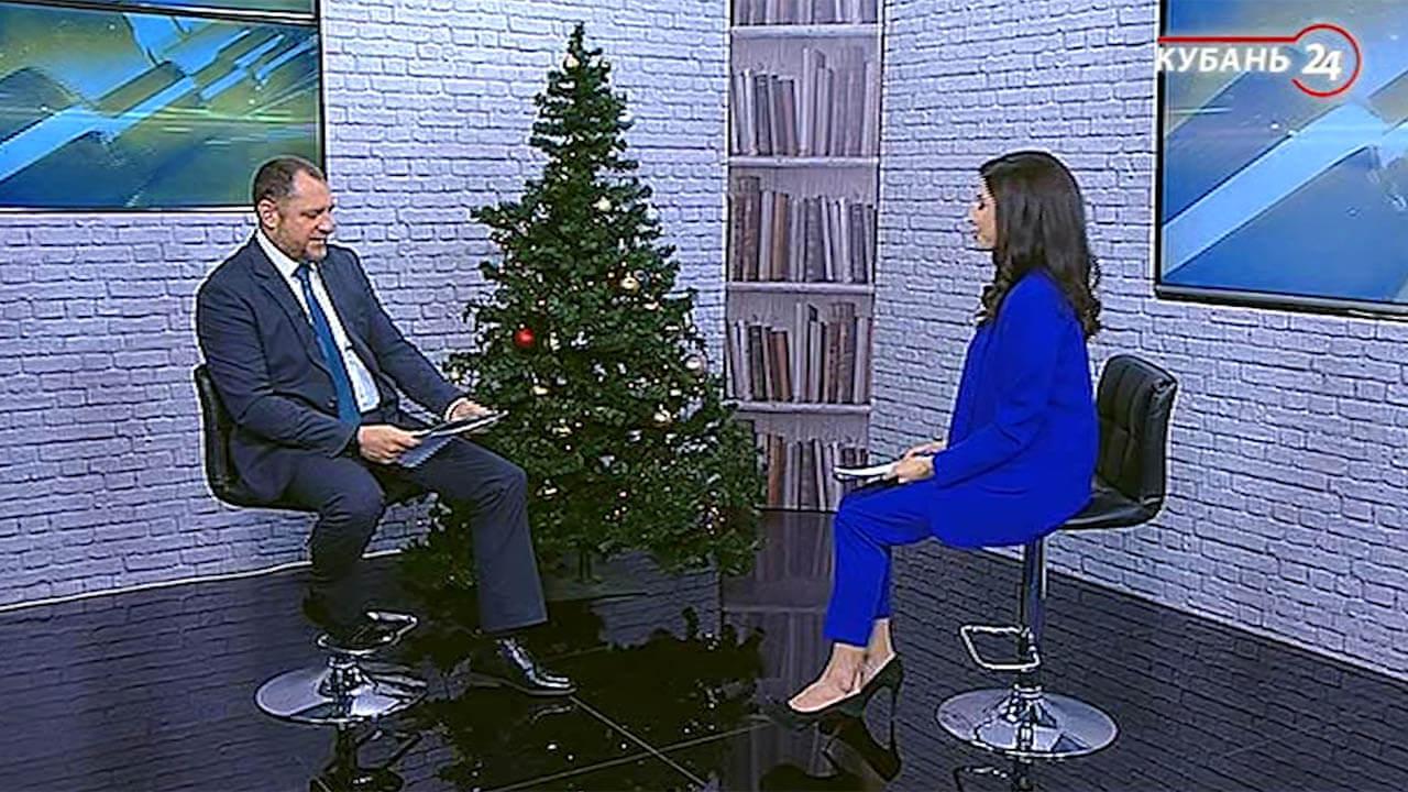Интервью с главой краевого департамента по делам казачества Алексеем Горбенко
