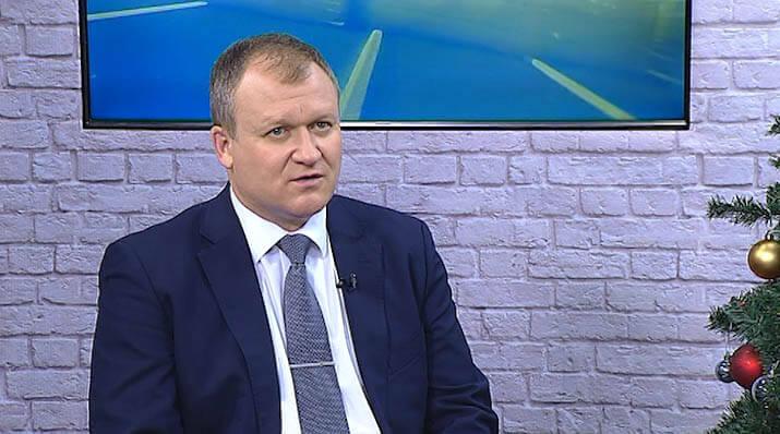 Интервью с замминистра финансов Краснодарского края Александром Кравцовым