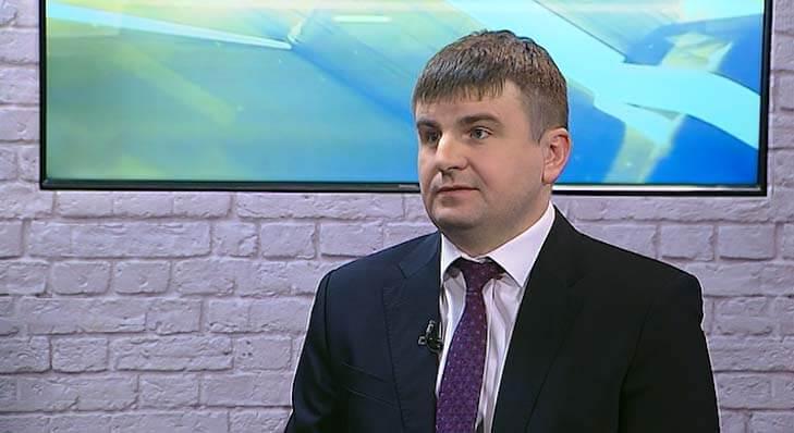 Интервью с руководителем краевого департамента ветеринарии Романом Кривоносом