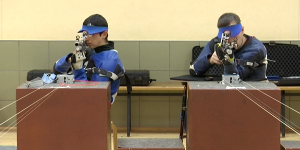 Как кубанские стрелки готовятся к Паралимпиаде