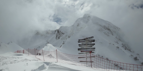 Синоптики предупредили о вероятности схода лавин в горах Сочи 2 декабря
