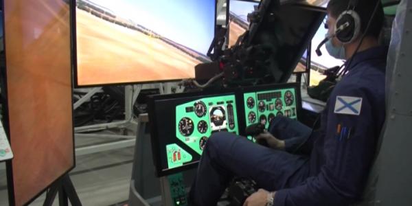 В Ейске открыли новейший тренажерный комплекс для военных пилотов