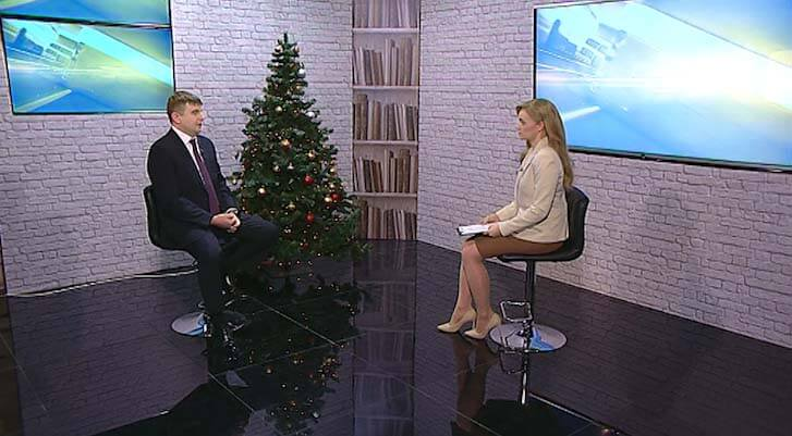 Интервью с главой краевого департамента ветеринарии Романом Кривоносом