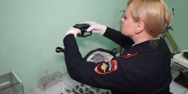 На въезде в Сочи полицейские обнаружили у приезжих 50 свертков с наркотиками