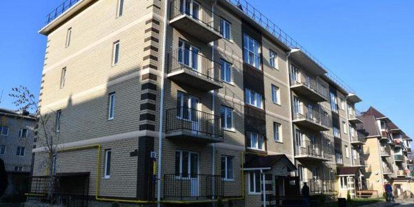 В Горячем Ключе новые квартиры получили 15 детей-сирот
