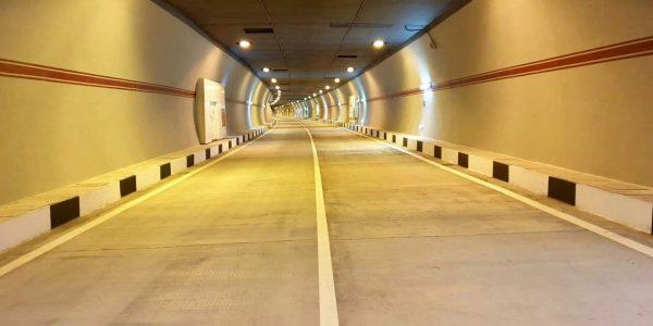 В Сочи после ремонт откроют самый протяженный тоннель