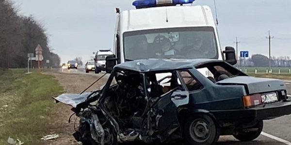 Власти Каневского района сообщили об одном пострадавшем в ДТП с пятью жертвами