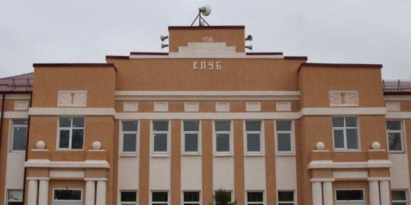 В Гулькевичском районепо нацпроекту «Культура» отремонтировали ДК
