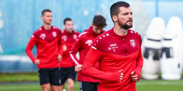 ФК «Рубин» до конца месяца будет базироваться в Сочи