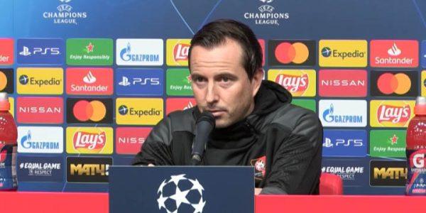 Главный тренер ФК «Ренн» Стефан рассказал, чего ждет от матча с «Краснодаром»