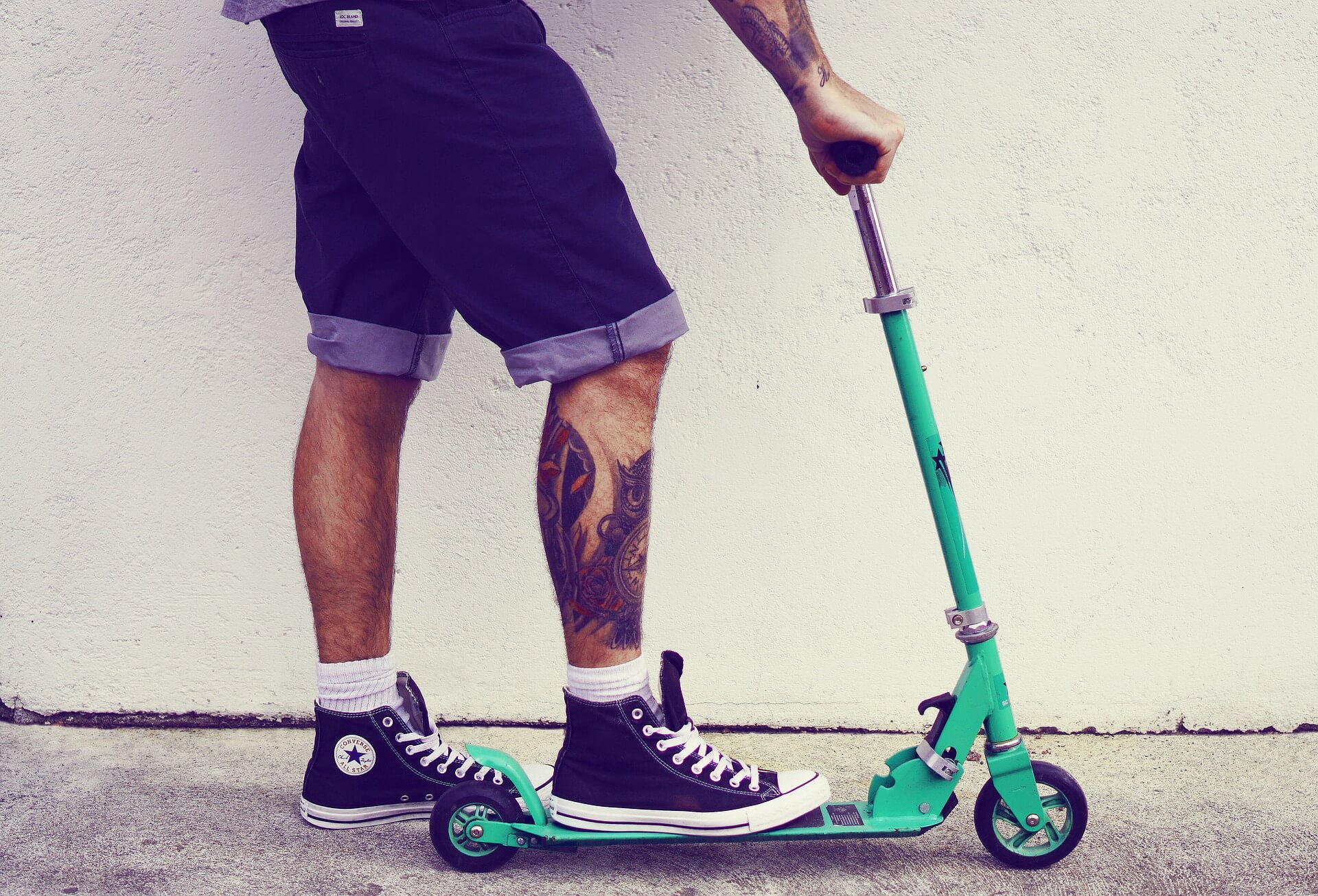scooter-1605608_1920