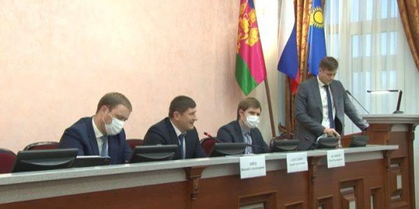 В Анапе прошло совещание по нарушениям в градостроительной политике края