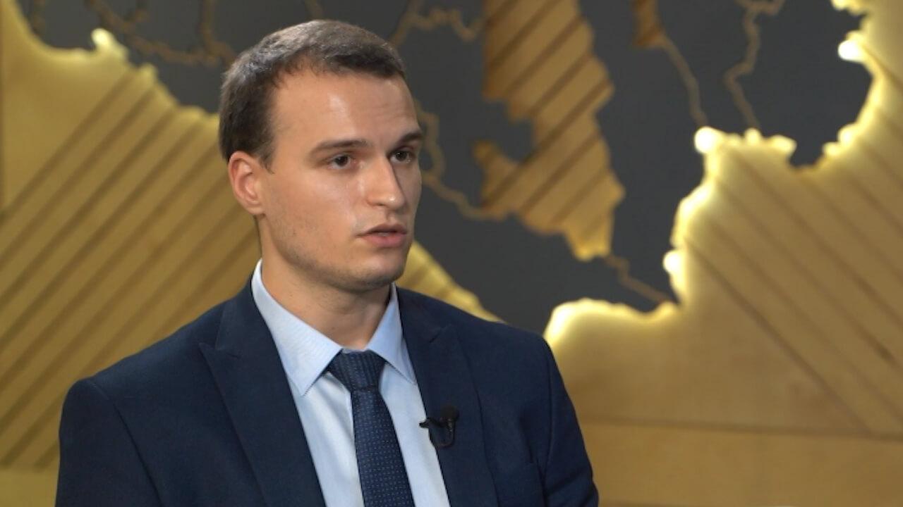 Интервью с руководителем департамента инвестиций края Василием Воробьевым